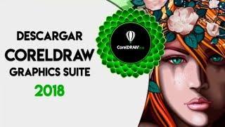 DESCARGAR COREL DRAW SUITE 2018 | ESPAÑOL | PC