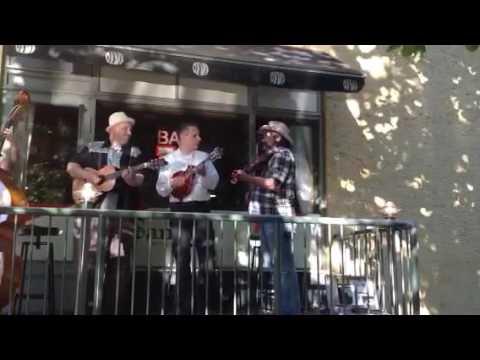 Country music in Helsinki