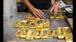 Venezuela Devleti Vatandaşına Altın Satıyor