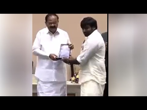 🔴Video: Super Deluxe Best Supporting Actor Award at 67th National Award