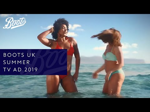 Boots | TV advert | Let's Feel Good About Summer