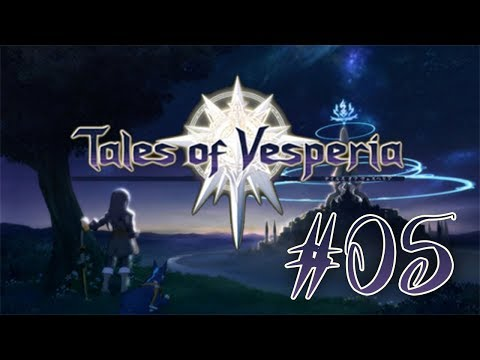 Tales of Vesperia PS3 English Playthrough with Chaos part 5: Sewer Escape