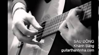 SẦU ĐÔNG - Guitar Solo