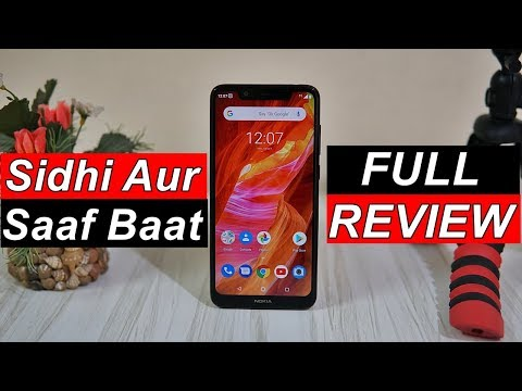 Nokia 5.1 Plus Full in-depth Review : Everything Cleared 😘