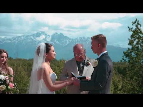 Snow Peak Farm Alaska Wedding Venue