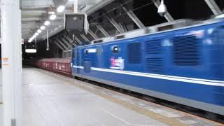 JR貨物東海道線 5782レ赤ホキ 代走EF210-109