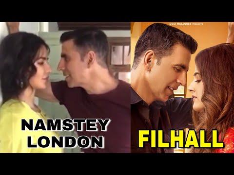 Akshay kumar katrina kaif act in Filhall Video song, Sooryavanshi Akshay Kumar katrina kaif Mp3