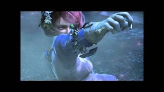 tekken blood vengeance- curtain fall theme