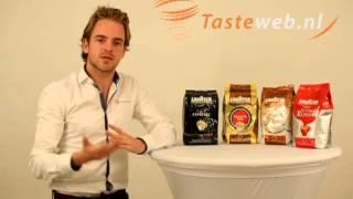 Lavazza koffiebonen | Tasteweb.nl(In deze koffiebonen review wordt het merk Lavazza besproken. Leuke informatie over het merk en daarnaast een koffie advies voor de koffieboon soorten ..., 2013-11-22T13:49:55.000Z)