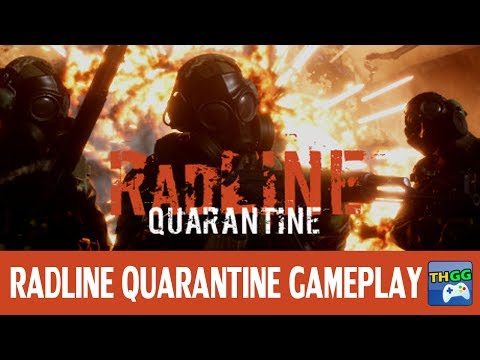 RadLINE Quarantine - First Co-op Gameplay (3 Player) | ThaiGameGuide