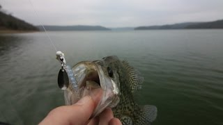 Crappie Fishing - My First Time