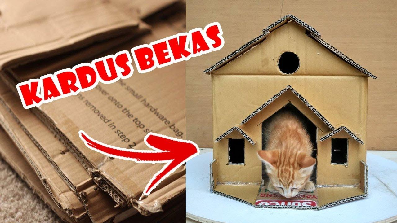 Paling Populer 18+ Gambar Rumah Kucing - Gani Gambar