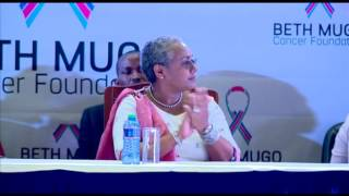 Beth Mugo Foundation Launch