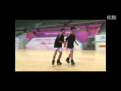 2011 Shianghai Grandprix Jam 2nd Lan Wang heng+ Pu hao yang