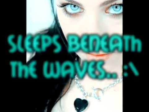 Evanescence- Never Go Back lyrics (Orange) Original pitch