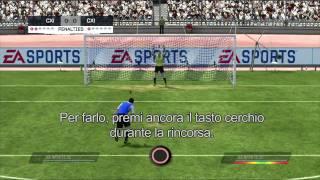 EA SPORTS FIFA 11 - Tutorial Rigori Avanzato ITA