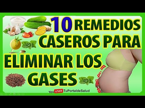 remedios caseros para botar gases