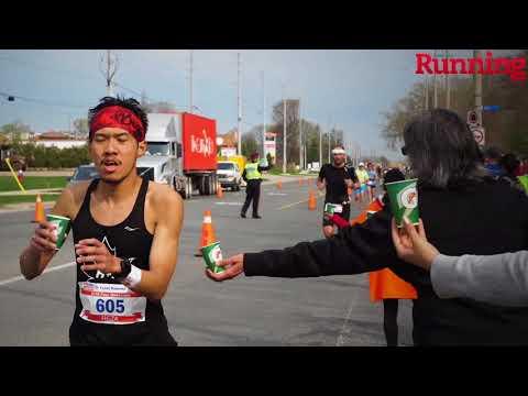 Mississauga Marathon 2018 recap