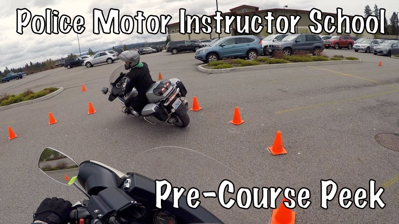 Police motorcycle officer instructor school training certification police motorcycle officer instructor school training certification spokane wa law abiding biker pt1 1betcityfo Gallery