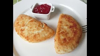 Жареный адыгейский СЫР. Прекрасный завтрак или десерт.