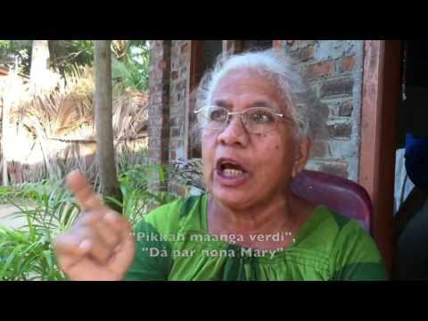 """Entrevista a Rachel Outschoorn - """"O casamento"""" dos Burghers de Batticaloa (Sri Lanka)"""