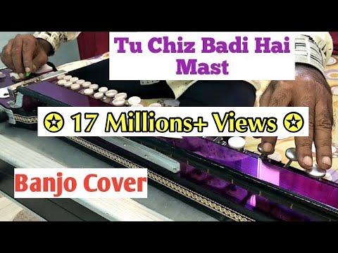 Tu Chiz Badi Hai Mast Cover On Banjo Ustad Yusuf Darbar