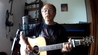 La Rouille (Maxime le Forestier) COVER - accords guitare
