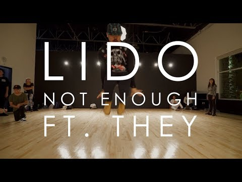 Lido Ft. THEY. - Not Enough | @mikeperezmedia Choreography