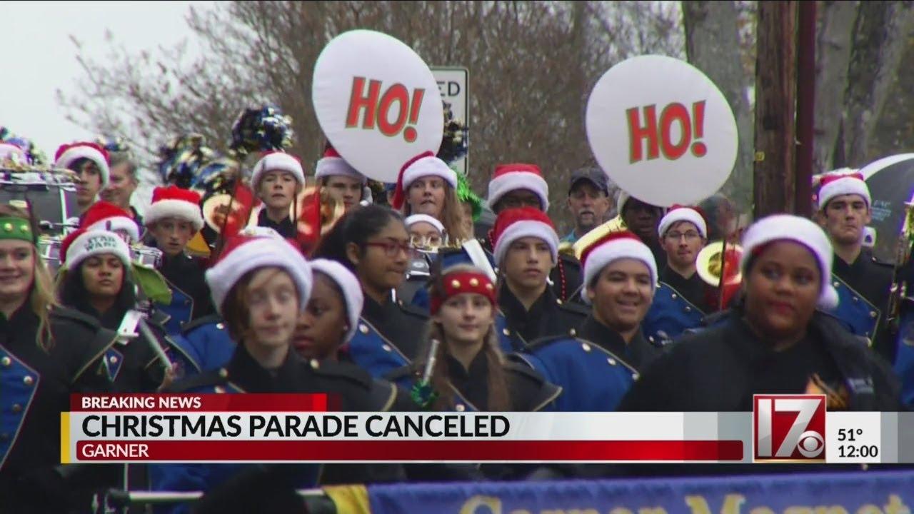 Garner Christmas Parade 2020 Garner Christmas Parade canceled over concerns of 'disruption