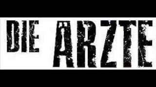 Die Ärzte - Unrockbar (with lyrics)