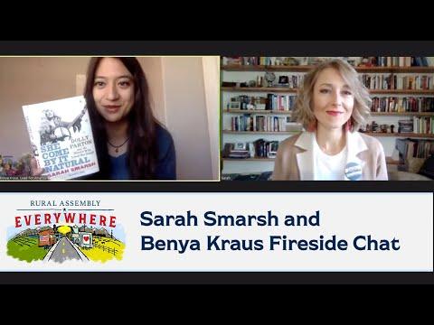 Sarah Smarsh and Benya Kraus talk Homecomers, Working-Class Women, and Dolly Parton