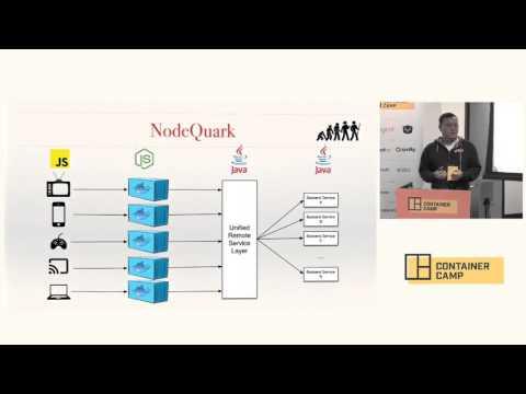 Slaying Monoliths with Docker and Node.js, a Netflix Original