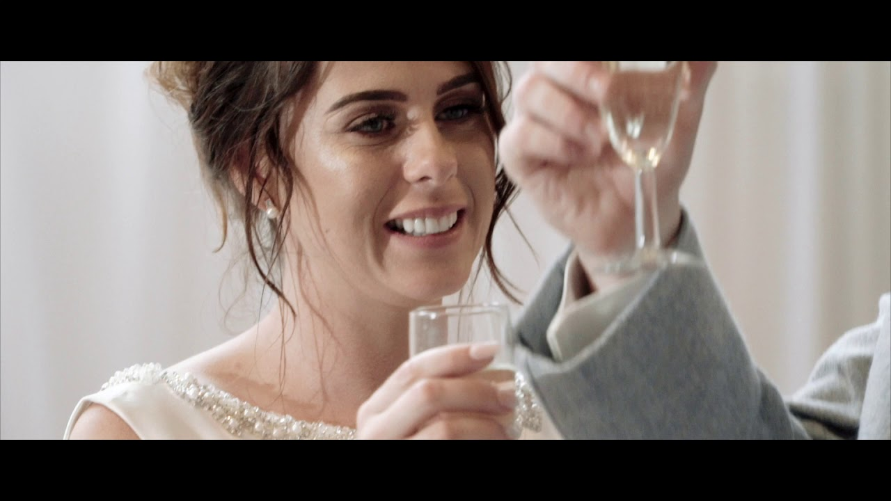 Ally + Kayleigh | High School Sweethearts Finally Marry | Oban Cinematic Wedding Film
