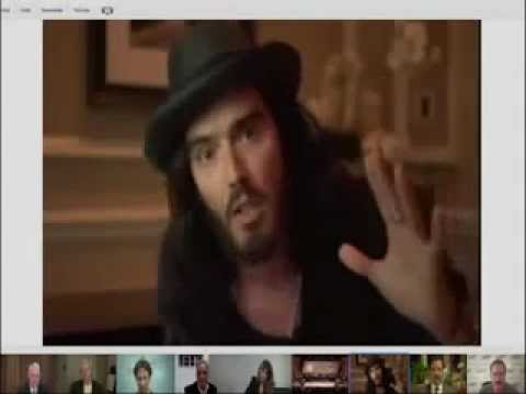 Russell Brand Takes on Peter Hitchens (Mail on Sunday)