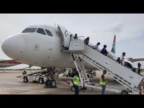 Johannesburg to Maputo, Mozambique