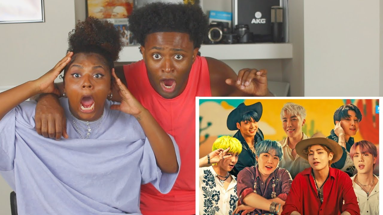 BTS (방탄소년단) 'Permission to Dance' Official MV | REACTION (OH MY GOD!!😱)