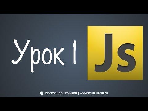 Уроки Javascript с нуля....