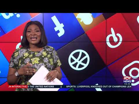 Road Accidents: Sixteen people died yesterday - JoyNews Interactive (15-4-21)