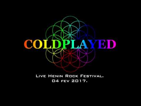 COLDPLAYED HENIN ROCK