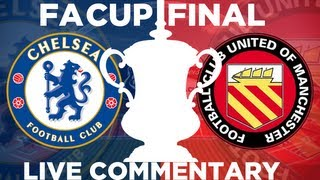 Road to Glory - Ep.117 FA Cup Final LIVE | Football Manager 2013