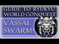 Gambar cover EU4 Guide: Conquer the World With Ryukyu - Vassal Swarm Strategy