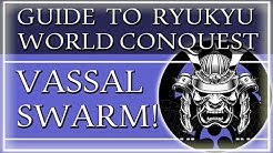 EU4 Guide: Conquer the World With Ryukyu - Vassal Swarm Strategy
