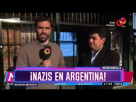 ¡Nazis en Argentina!