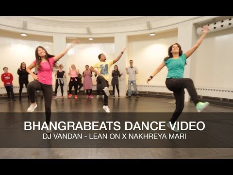 bhangra-dance-video--dj-vandan-lean-on-x-nakhreya-mari-by-miss-pooja
