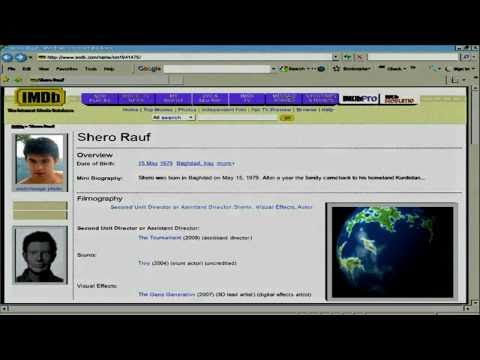 IMDb The Internet Movie Database for Shero Rauf in 3D and HD