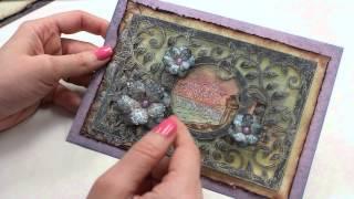 Heartfelt Creations Sweet Serenity Collection