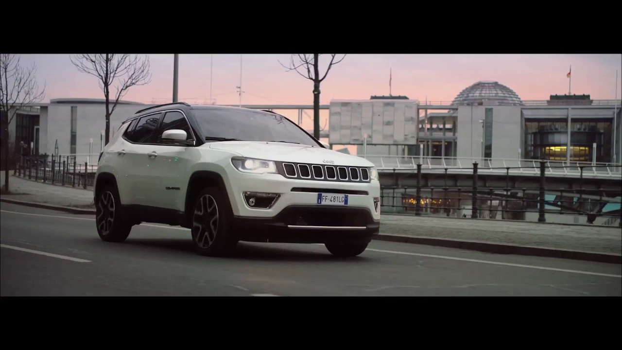 anuncio jeep compass 2017 - youtube