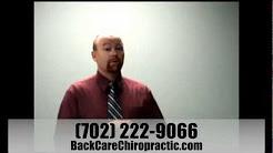 Whiplash Neck Pain Doctor Las Vegas NV - (702) 222-9066