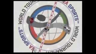 NHL 09 - Пробег - часть 1