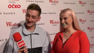 Interview: Clean Bandit / Westfield Chodov